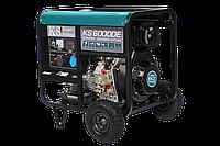 Дизельный генератор KS 6000DE