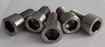 Гвинт М27 ГОСТ 11738-84, DIN 912 з нержавіючої сталі