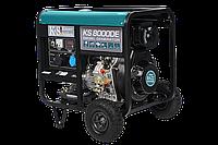 Дизельный генератор KS 8000DE