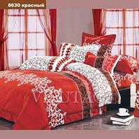 Постельное белье Вилюта ранфорс 8630 красный