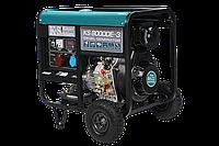Дизельный генератор KS 8000DE-3