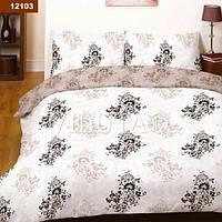 Комплект постельного белья ранфорс-платинум Вилюта 12103