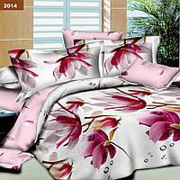 Комплект постельного белья ранфорс-платинум Вилюта 2014