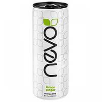 Энергетический напиток Nevo Lemon Ginger