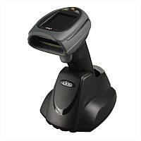 Беспроводной сканер штрихкода Cino F790WD Cradle, фото 1