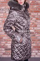 Пуховик женский зимний. , фото 1