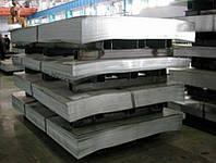 Нержавеющий лист 0,8х1250х2500мм,  AISI 430 (12X17),ВА+РЕ, фото 1