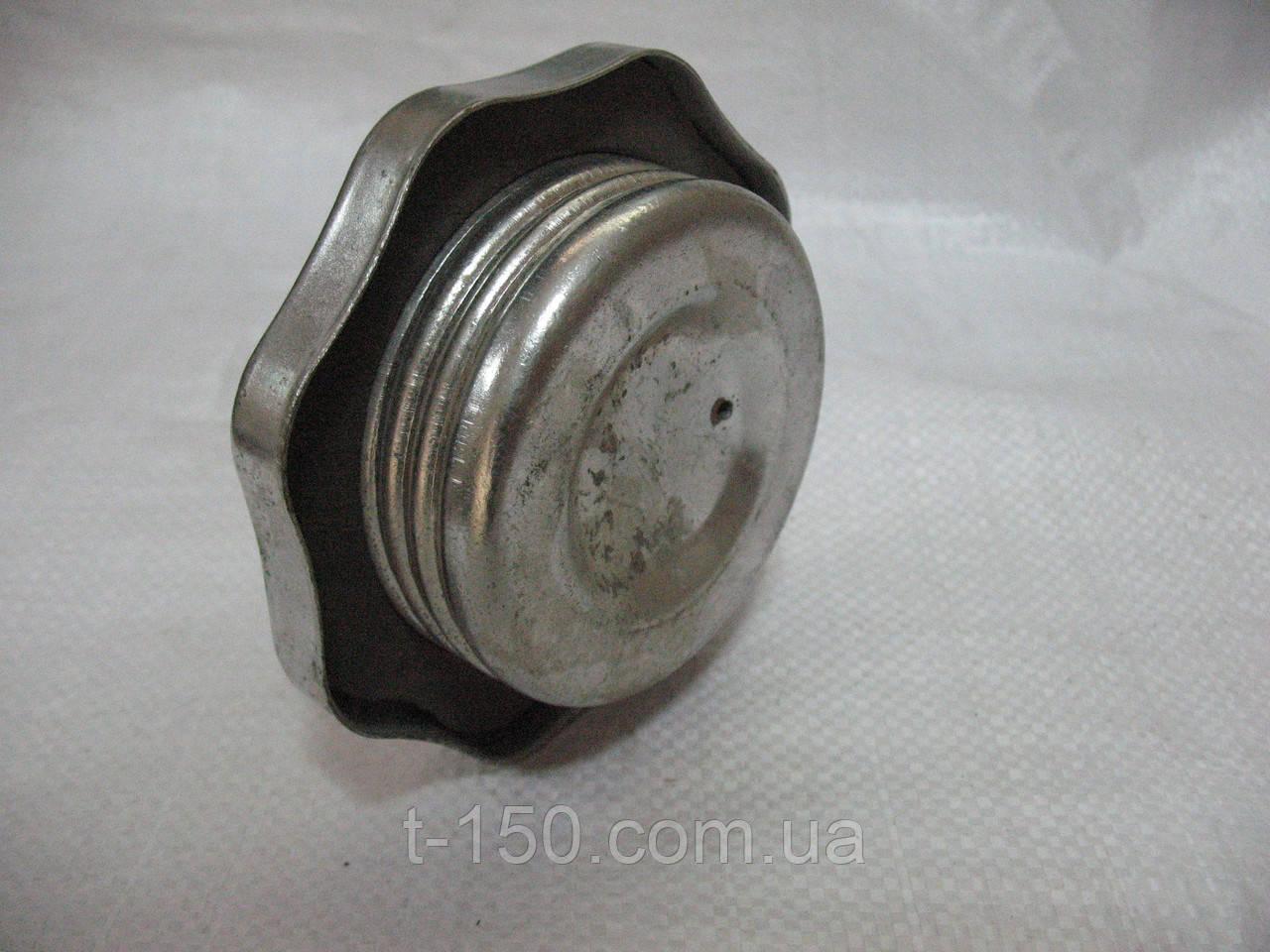 Крышка топливного бака Т-150, ЮМЗ (метал.) (74.50.042-4)