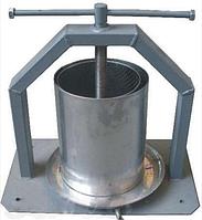 Ручной пресс для отжима сока из нержавейки на 10 литров di