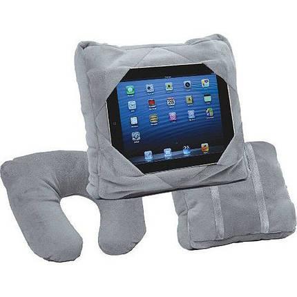 Подушка-подставка «Go Go Pillow» для планшета, фото 2