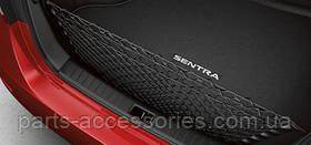 Прижимная сетка в багажник Nissan Sentra 2013-15 новая оригинал