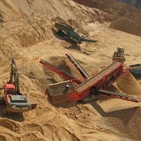 Песок лучинский (кучурганский) в Одессе, фото 1
