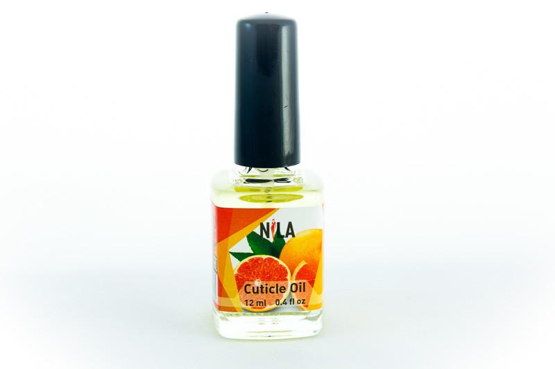 Nila Cuticle Oil Увлажняющее масло для кутикулы Грейпфрут , 12 мл