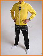 Желтый спортивный костюм   Мужские костюмы