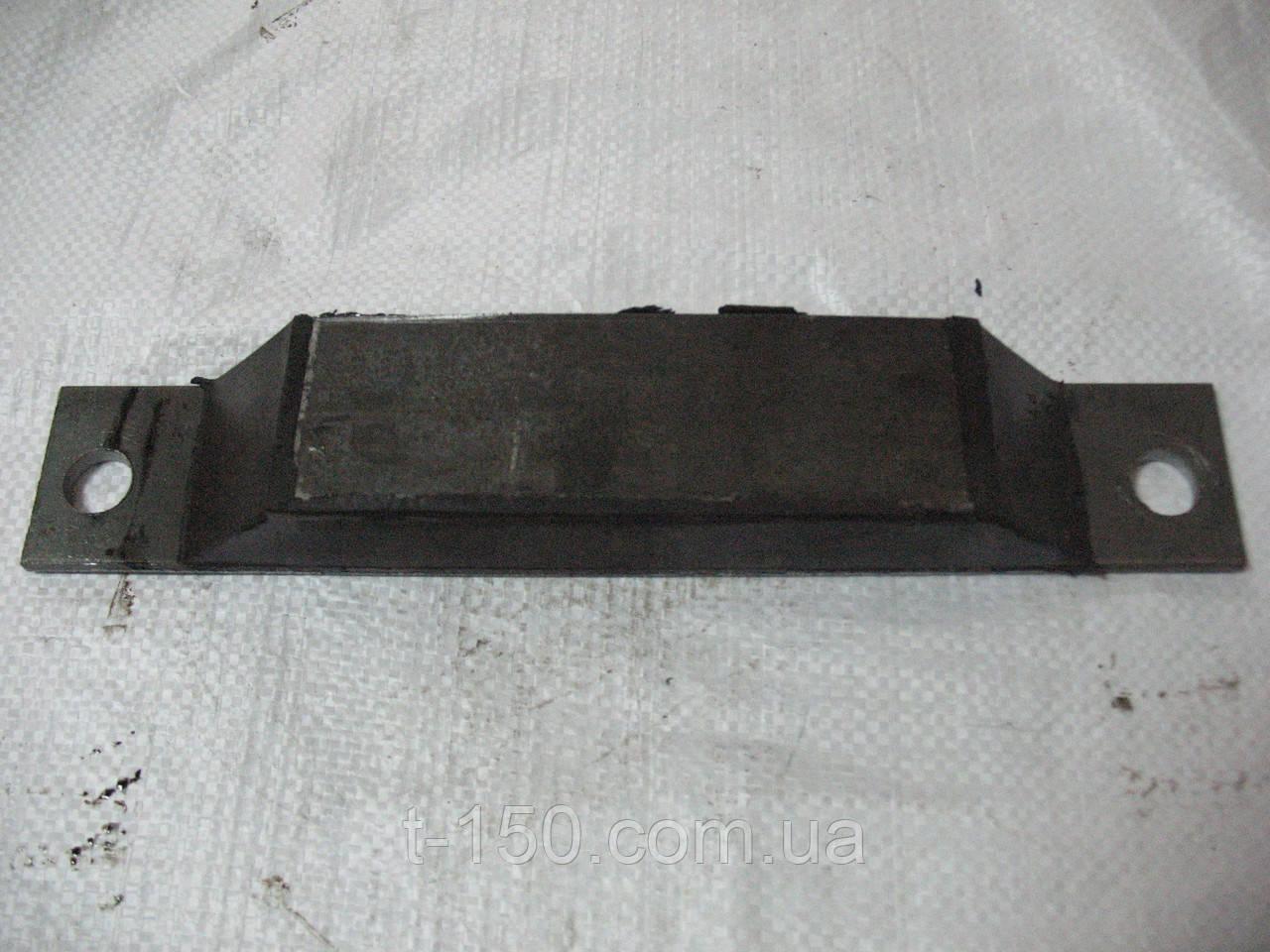 Подушка двигателя, КПП Т-150 (150.00.073) пластина
