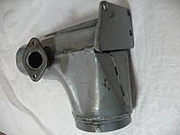 Труба выхлопная СМД-60 (колено) (72-07002.00), фото 1