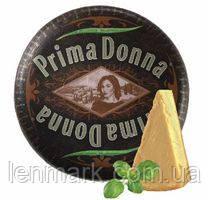 """Сыр «PRIMA DONNA» FORTE """"крепкий"""""""