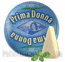 "Сыр «PRIMA DONNA» LEGGERO ""легкий"" 30%"