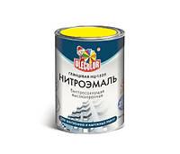 Нитроэмаль НЦ-132П OLECOLOR желтая, 0,7кг