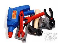 Детские строительные инструменты Маленький Механик