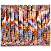 Паракорд Type III 550, grey orange wave #329