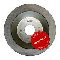 Алмазный круг, диск Ф150 мм. зерно 160/125 для заточки инструмента, победитовых спиц, стержней, игл и скарпеле