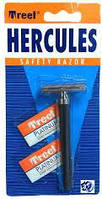 Станок для бритья Hercules Safety Razor + 2 лезвия