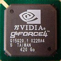 Микросхема nVidia GeForce4 420Go
