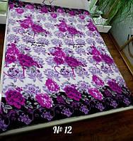 Плед - одеяло махра (микрофибра) 180 см * 200
