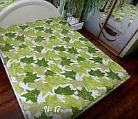 Плед - одеяло махра (микрофибра) 180 см * 200 листва