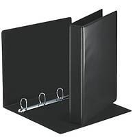 Папка для комерційних пропозицій, корінець 50 мм / механізм 30 мм, чорний