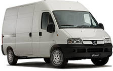 Кенгурятники на Peugeot Boxer 1,2 (1994-2006)