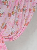 """Тюль детская """"Пчелка"""" розовая, фото 2"""