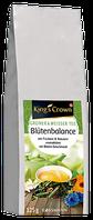 King's Crown Grüner &Weißer Tee Blütenbalance - Зеленый и белый чай аромат цветов, 250 г