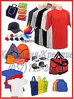 Одежда для промо акций под заказ (от 50 шт)