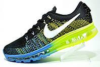 Беговые кроссовки Nike Flyknit Air Max
