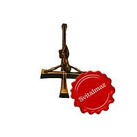 Крест с распятием, католический крест из бронзы, купить католический крест.