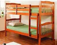 Деревянная 2-х ярусная кровать Эмин