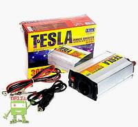 Преобразователь напряжения Tesla 12V-220V/300W (Tesla ПН-22300)