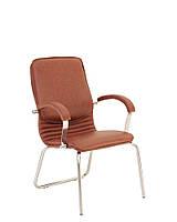 Кресло Nova steel CFA LB chrome Eco-13 (Новый Стиль ТМ)