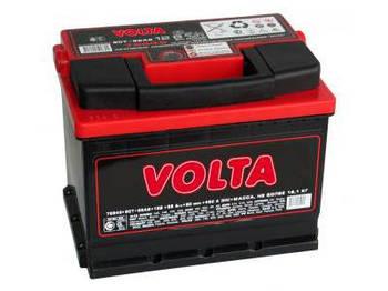 Аккумулятор   ISTA VOLTA 6СТ 50