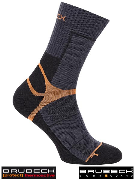 Термоактивні шкарпетки BST-BRUPRO BGFP