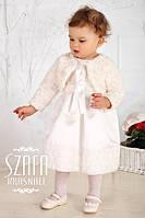 Платье для крестин на девочку WB009