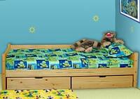 Деревянная детская кровать Татьяна