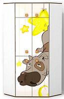Шкаф для одежды Joy / Джой угловой