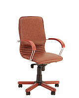 Кресло Nova Wood LB chrome  (Новый Стиль ТМ)