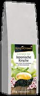King's Crown Grüner Tee Japanische Kirsche - ЗЕЛЕНЫЙ ЧАЙ японская вишня, 250 г