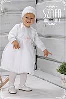 Крестильная одежда для девочки WB011