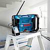 Радиоприёмник аккумуляторный Bosch GML 10,8 V-LI, 0601429200