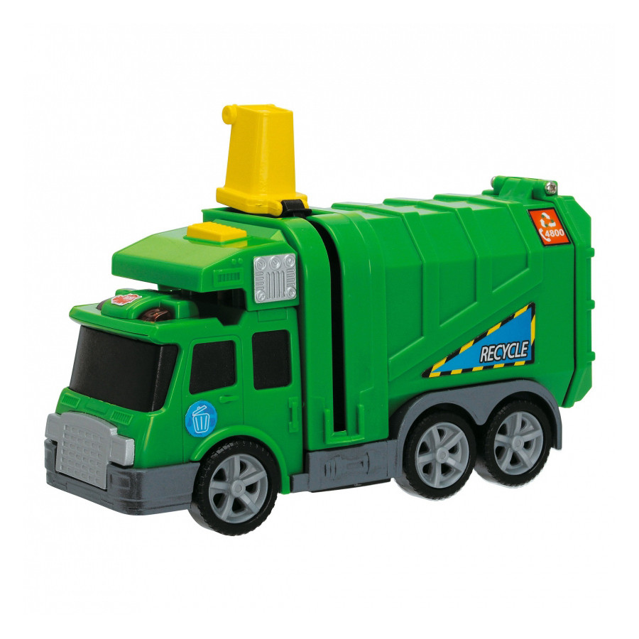 Игрушечные машинки и техника «Dickie Toys» (3413572) уборщик улиц, 15 см